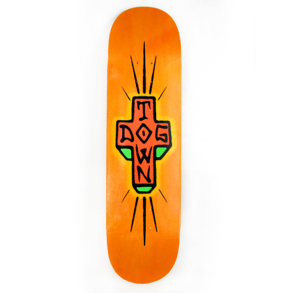 Dogtown Spray Cross Deck - Assorted Colors - 8""