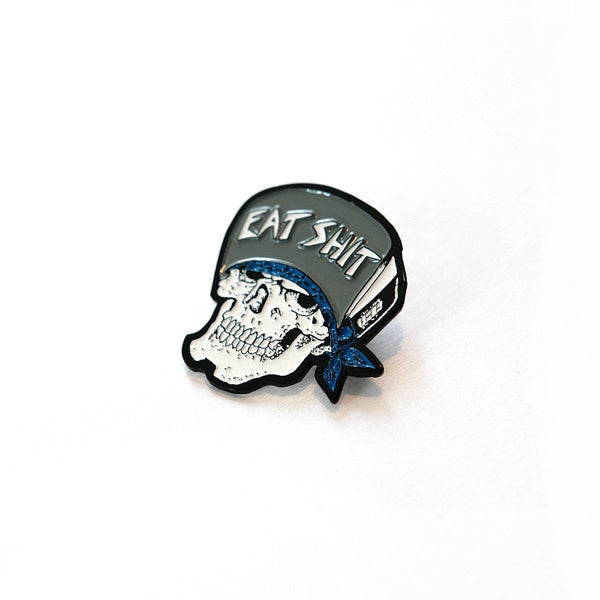 Suicidal 'Eat Shit' Pin