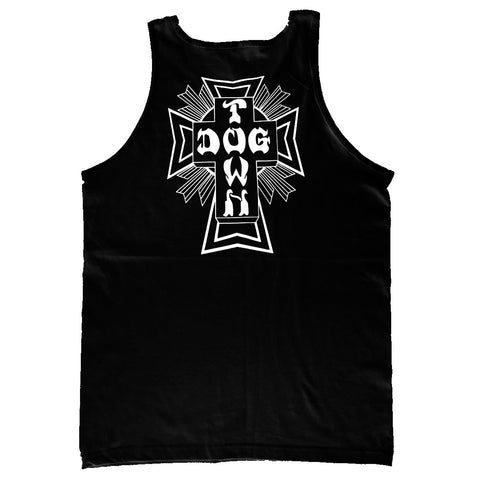 Dogtown Tank Top Cross Logo
