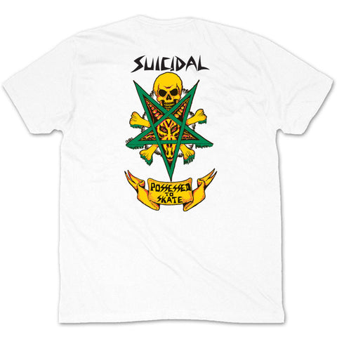 Suicidal Skates T-Shirt Possessed To Skate