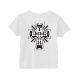 Dogtown Toddler T-Shirt Cross Logo