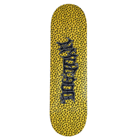 Dogtown Horror Script  Animal Street Deck - Leopard 8.75""