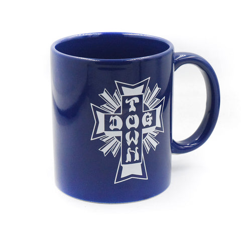 Dogtown Cross Logo Mug