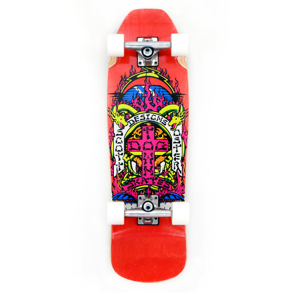 "Dogtown Mini Cruiser Complete Scott Oster 8.75"" x 29.25"""