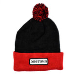 Dogtown Workpatch Pom Pom Beanie