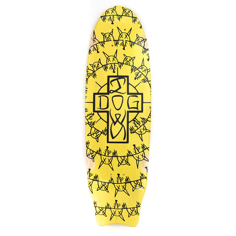 "Dogtown Rat Ring Cruiser Deck 8.5"" x 28.75"""