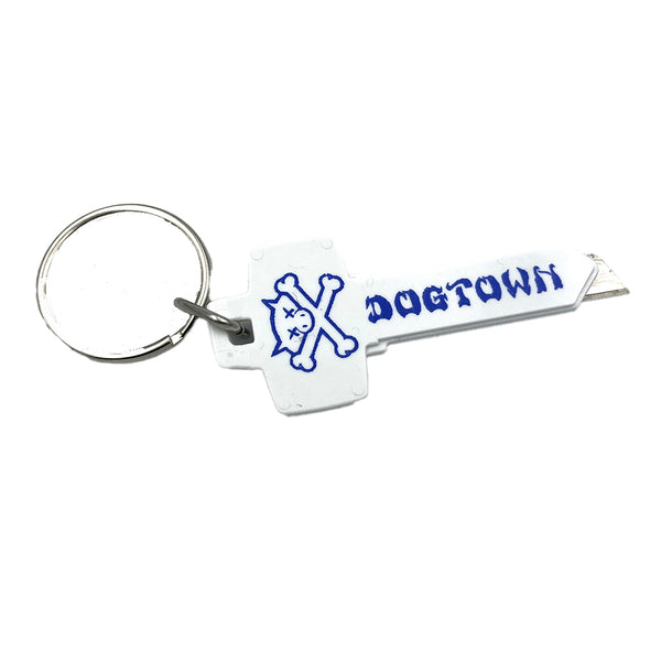 Dogtown Keychain Utility Knife - Royal Blue