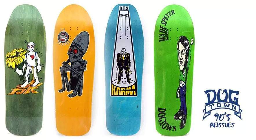 Quality Skateboard Wheels from Dogtown Skates