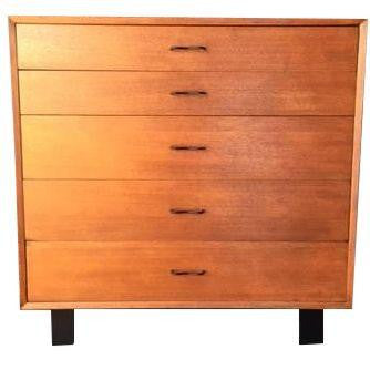 Mid-Century Dresser by George Nelson for Herman Miller