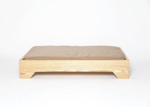 Mid-Century Modern Dog Bed - City of Z Design
