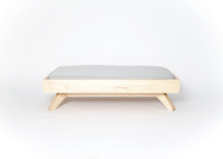 Mid-Century Modern Dog Bed, Joey Low Back