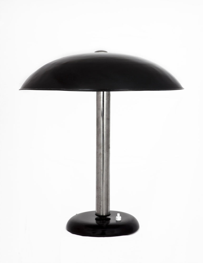 Vintage Bauhaus Desk Lamp Attributed to Christian Bell
