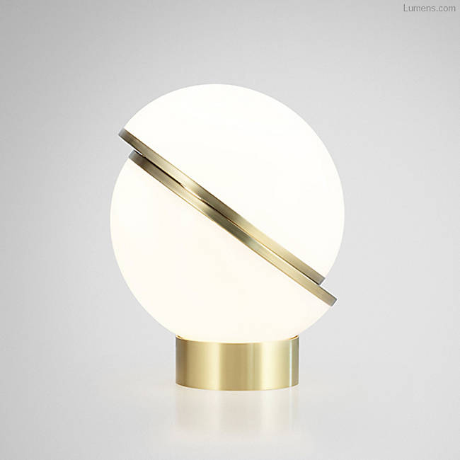 Crescent Mini Table Lamp by Lee Broom