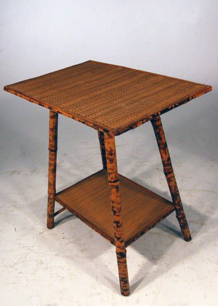 curated-vintage-tiger-bamboo-side-table