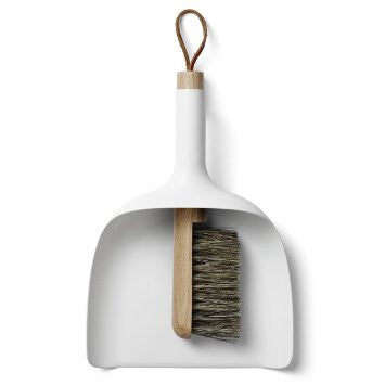 Modern Dustpan + Sweeper by Menu - City of Z Design