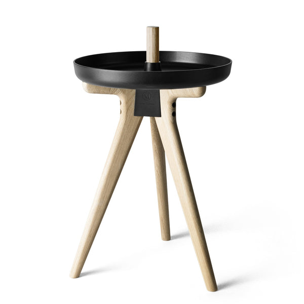 Norm Flip Table/Stool in Ash - City of Z Design