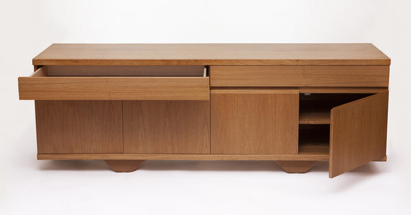 Mid-Century Credenza with clean lines -