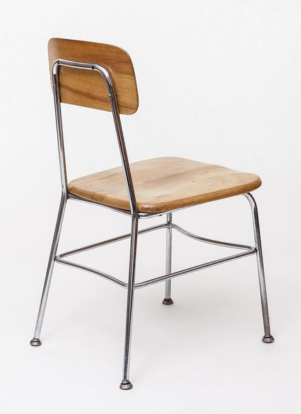Mid-Century Desk Chair by Kem Weber for Haywood Wakefield