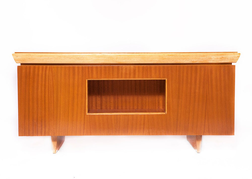 Vintage Mid Century Desk - City of Z Design