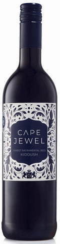 Cape Jewel Kiddush - (Case of 6 Bottles 750ml) Kosher for Passover