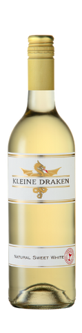 Kleine Draken Natural Sweet White (Case of 6 Bottles 750ml) Kosher for Passover