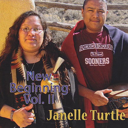 Janelle Turtle - New Beginning Vol. 2