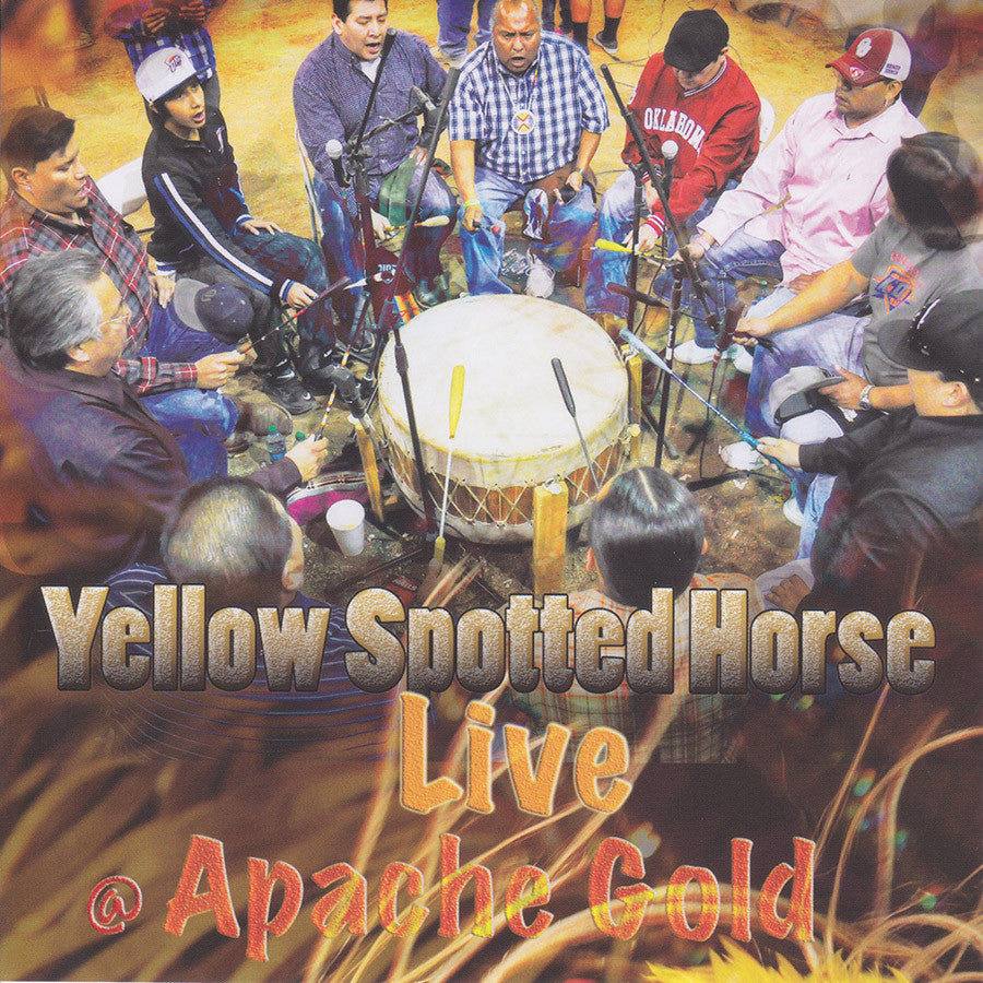 Yellow Spotted Horse - Live At Apache Gold