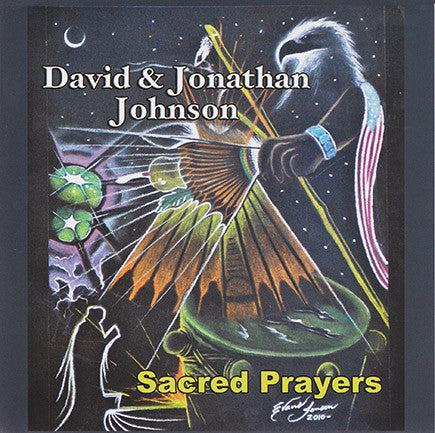 David & Jonathan Johnson - Sacred Prayers