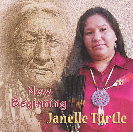 Janelle Turtle - New Beginning