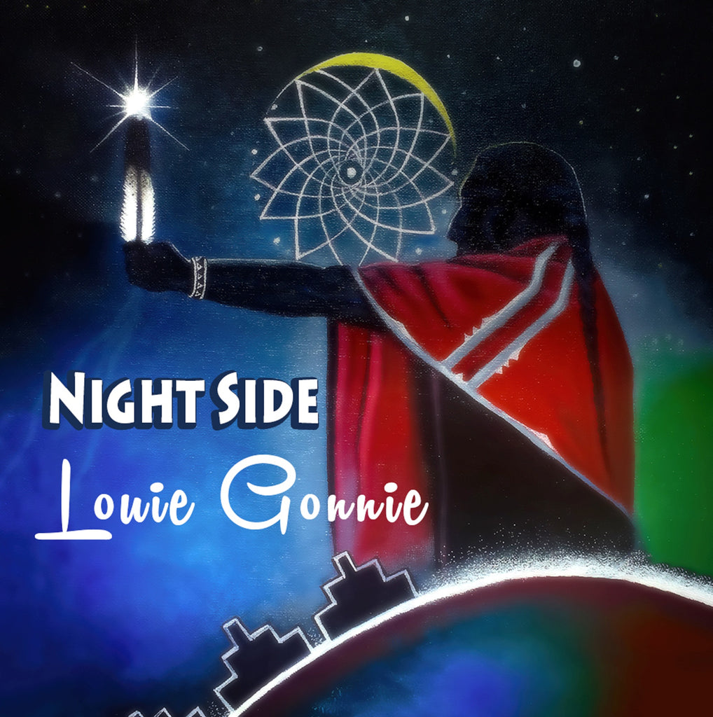 Louie Gonnie - Night Side