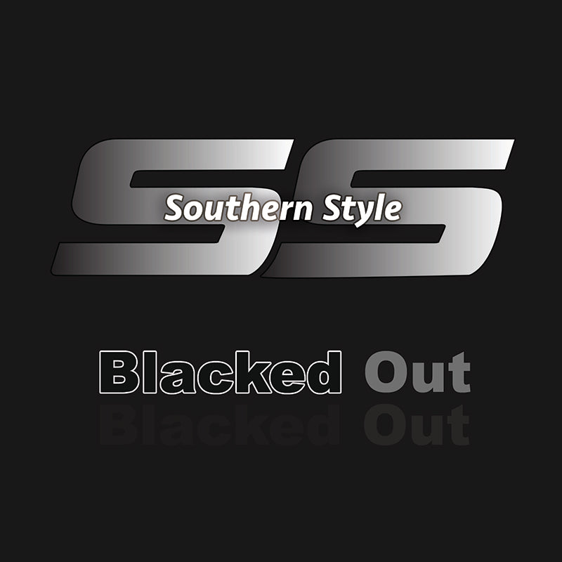 Southern Style - Blacked Out