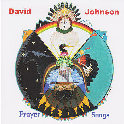 David Johnson - Prayer Songs