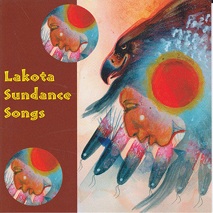 James Ironshell - Lakota Sundance Songs