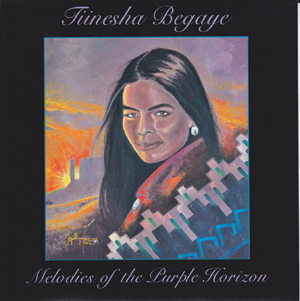 Tiinesha Begaye - Melodies Of The Purple Horizon