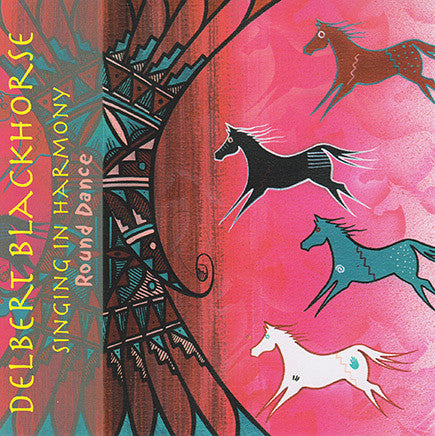 Delbert Blackhorse - Singing In Harmony Round Dance