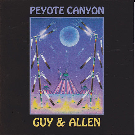 Guy & Allen - Peyote Canyon