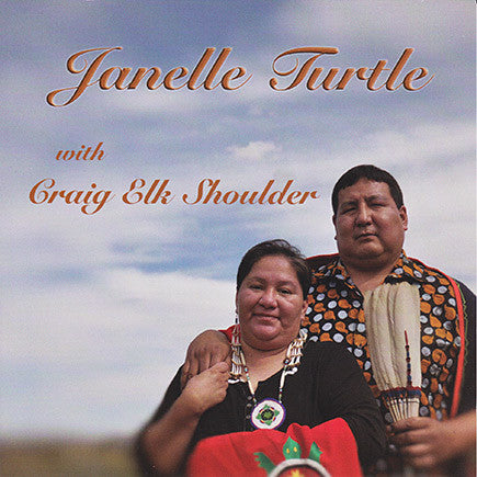 Janelle Turtle With Craig Elkshoulder