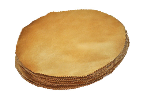Smoked Deer Drum Hide