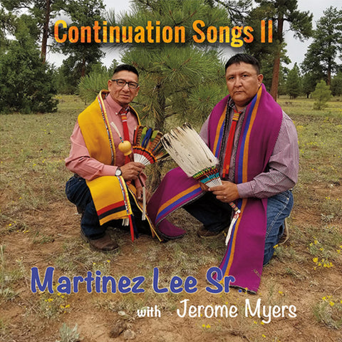 Martinez Lee Sr. - Continuation Songs II