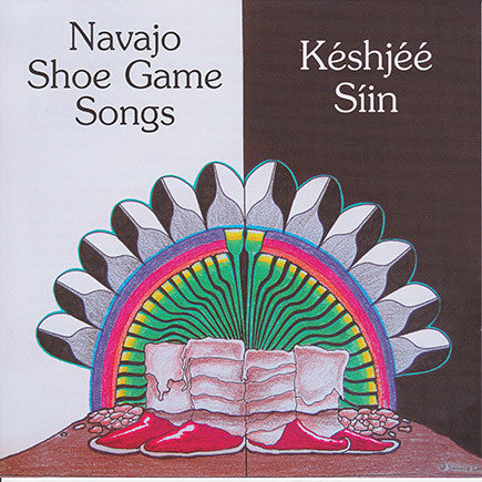 Sammy Largo - Navajo Shoe Game Songs