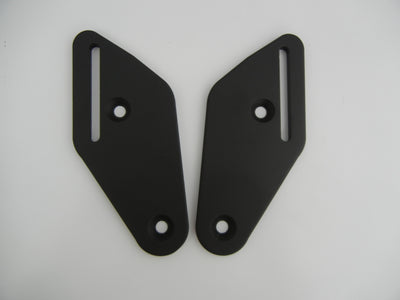 Backrest Mounting plates for Honda CRF1000L Africa Twin. Honda African Twin CRF 1000L