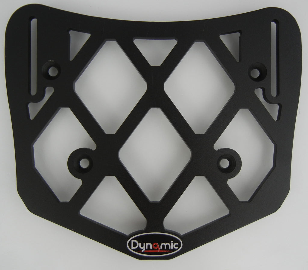 Short Luggage Rack for the Honda CRF1000L Africa Twin. African Twin CRF 1000L