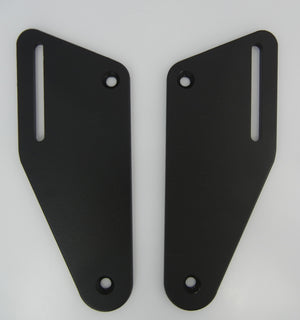 Mounting Plates to go with Passenger Backrest for BMW R1200 R/RS