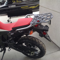 Long Luggage Rack Topcase Mount for the Honda CRF1000L Africa Twin. African Twin CRF 1000l