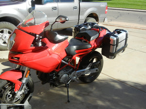 Ducati Multistrada 620 1000 & 1100 Hard Side Case Rack