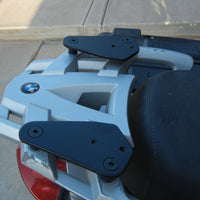 BMW 1200GS 2004-2012 Backrest Mounting Plates