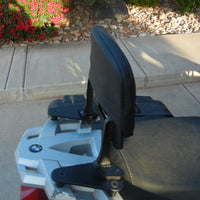 Mounting Plates to go with Passenger Backrest for BMW 1200 GS 2004-2012. BMW R1200GS
