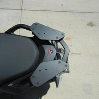 Backrest Mounting Plates for Ducati Multistrada 1200 DVT. MTS 1200