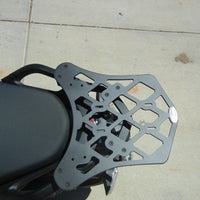 Ducati Multistrada DVT Long Luggage Rack. MTS 1200