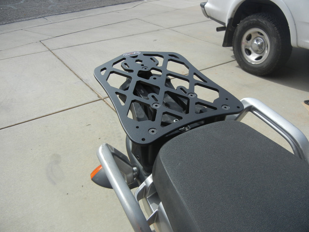 Yamaha Super Tenere Long Luggage Rack